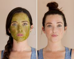 We couldn't believe it until we gave it a try: this homemade mask not only soothes singed skin, but actually helps erase a sunburn after just one use!