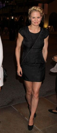 Jennifer Morrison Fashion and Style - Jennifer Morrison Dress, Clothes, Hairstyle