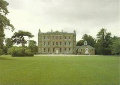 OXFORDSHIRE-Ardington-House-Wantage-Oxford-postcard-deltiology-post-card