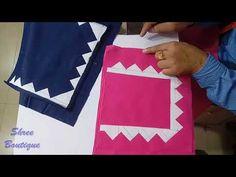 Patiala Suit Designs, Salwar Neck Designs, Pattu Saree Blouse Designs, Kurta Neck Design, Kurta Designs, Chudidhar Neck Designs, Neck Designs For Suits, Dress Neck Designs, Sleeve Designs