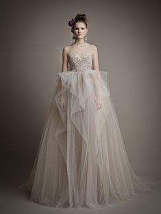 Ersa Atelier Spring 2015 Collection - Aisle Perfect