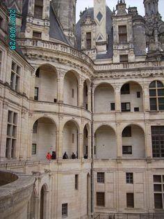 Loire castels, France