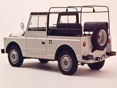 1974 Fiat Campagnola