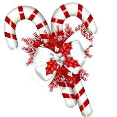 ●••°‿✿⁀ Candy Canes ‿✿⁀°••● Christmas Labels, Christmas Clipart, Christmas Signs, Christmas Printables, Christmas Crafts, Christmas Decorations, Christmas Ornaments, Christmas Rock, Retro Christmas