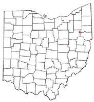 Alliance, Ohio.