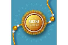 Raksha Bandhan emblems   Pre-Designed Illustrator Graphics ~ Creative Market Raksha Bandhan Greetings, Happy Rakhi, Happy Rakshabandhan, Badge, Greeting Cards, Creative, Holiday, Vacations, Badges