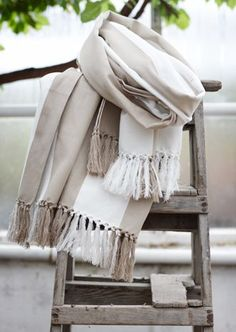 Soft and distressed neutrals