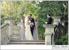 Paris Elopement: Roxanne & Dennis' Parc Monceau Ceremony | WeddingLight Events - Elope to Paris