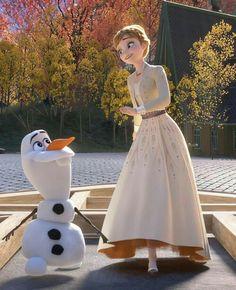 Anna Disney, Disney Rapunzel, Disney Frozen Elsa, Anna Frozen, Disney Princess Movies, Disney Princess Pictures, Disney Characters, Sav And Cole, Dibujos Tumblr A Color