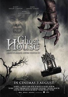Ghost House | movie poster