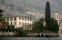 Así es Villa Oleandra, el idílico lugar donde George Clooney y Amal Alamuddin podrían casarse