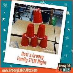 Host a Family STEM Night