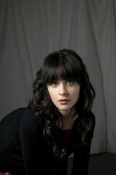Obsessed with her gorgeous hair <3