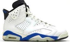 Authentic Air Jordan Retro 6 Sport Blue  For Sale Online Free Shipping http://www.theblueretros.com/