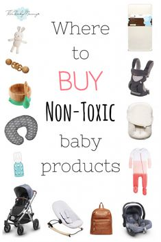 The Ultimate Organic Baby Registry Guide - - baby care tips - Babycan Gripe Water, Baby Car Mirror, Baby Sleepers, Baby Box, Coton Biologique, My Little Baby, Baby Milestones, Baby Bottles, Foster Care