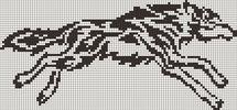 Alpha Friendship Bracelet Pattern #13597