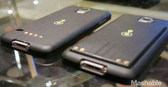 Nanotech startup showed off its latest battery prototype that recharged a Samsung Smartphone in less than two minutes.
