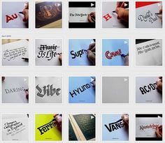 Pinterest Pin - Why Calligraphy is experiencing a renaissance in the digital age.