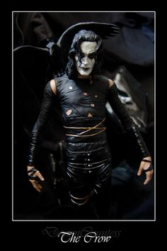 The Crow by ~DemonCountess on deviantART