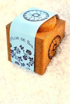 Fleur de sel / Flor de Sal - Castro Marim, Portugal