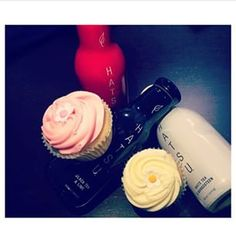 Iced tea + our cupcakes! We like your style @gail_mcfarlane