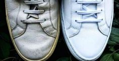 Βρωμιά ΤΕΛΟΣ! Καθαρίστε τα αθλητικά σας παπούτσια εύκολα και Γρήγορα με αυτό τον έξυπνο τρόπο!