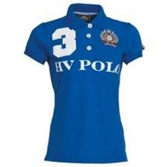 HV Polo Gitana Ladies Polo Shirt - Cobalt Blue  poloshirts  polo  shirts   63b24e2f9b215