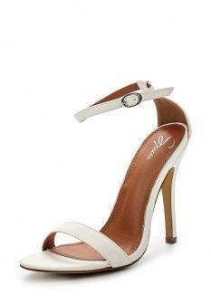 Босоножки Spurr, цвет: белый. Артикул: SP004AWGPN57. Женская обувь / Босоножки