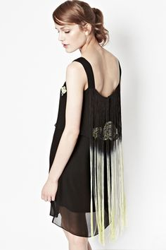 How To Make Fringe Work For YOUR Closet #refinery29  http://www.refinery29.com/fringe#slide12