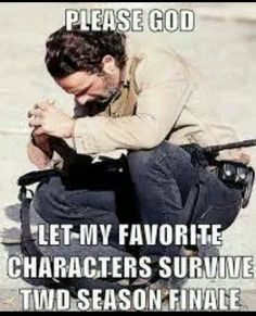 """The Walking Dead Season 4 Episode 16 Recap: Yep, Terminus Is """"A"""" Finale Trap! Will Daryl and Carol survive? Walking Dead Funny, Walking Dead Season 4, Fear The Walking Dead, Walking Dead Quotes, Z Nation, Twd Memes, Funny Memes, Hilarious, Funny Gifs"""