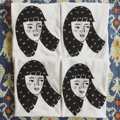 """1,330 Likes, 19 Comments - Lizzie ✺ Rare Press (@rarepress) on Instagram: """"The first batch of t-shirts will be available tomorrow (Friday) morn! I will list them on Etsy at…"""""""