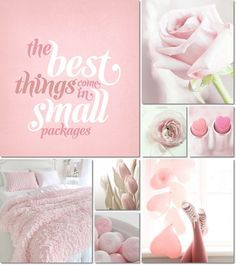 The best thing comes in small package.◙✽