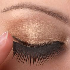 How to get fab false lashes from beginner to advanced!