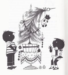jip en janneke kerstboom