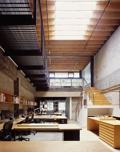 Sagan Piechota Architecture Office, San Francisco, California