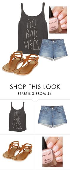 """""""Something I Would Wear"""" by air-bear-disigns ❤ liked on Polyvore featuring Billabong and J Brand"""