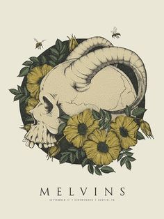 Melvins - Anonymous Ink & Idea - 2016 ----