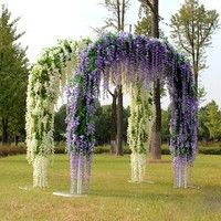 Description£º Festive, and sweet! There are no better words for wisteria hanging strings. When y