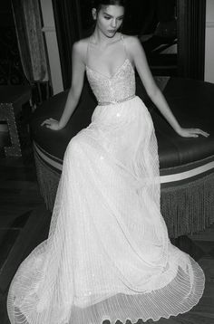 Inbal Dror 2015 Bridal Collection - Part 2 - Belle the Magazine . The Wedding…