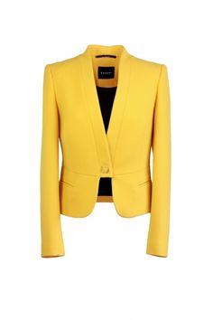 Mustard jacket ..gorg!    ESDENI Blazers For Women, Suits For Women, Jackets For Women, Women Blazer, Uniform Dress, Dress Suits, Fashion Over 50, Work Fashion, Mode Mantel