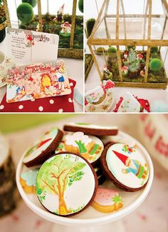 {Whimsical & Wonderful} Magic Faraway Tree Party // Hostess with ...
