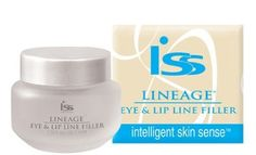 ISS EL-0015 Lineage by ISS. $74.25. Multi-tasking to plump and fill in lines on the brow furrow, mouth and eye area.. Creates new collagen for firmer skin with action oriented peptides.. Moisturizes and renews the skin with power-house vitamins and botanical extracts.. Nourishes lips and reduces the appearance of vertical and horizontal lines.. Smoothes crêpey skin around the eye area.. Lineage, a revolutionary eye and lip line filling balm, has many benefits:. Creat...