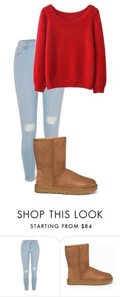"""""""November 21"""" by megaspirit on Polyvore featuring River Island and UGG"""