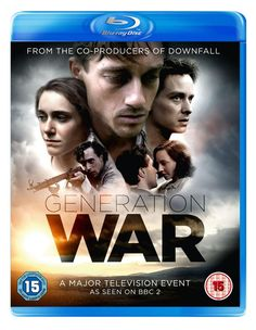 LOWEST EVER PRICE DROP Generation War Blu-ray NOW £8.80