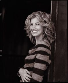 Faith Hill- adore her music, love her style, really admire what she stands for in her marriage and family, and love that she isn't ashamed to talk about jesus