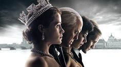 The Crown on Netflix tv show.
