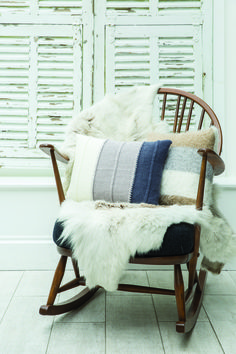 Do you love our hand-knitted pillows?
