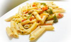 Fresh cream Pasta