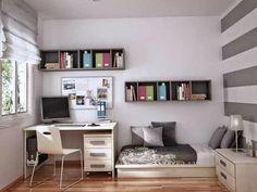 orden en un dormitorio pequeño - Buscar con Google