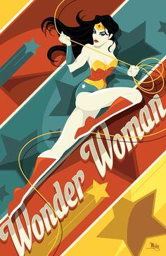 Wonder Woman by MikeMahle.deviantart.com on @DeviantArt